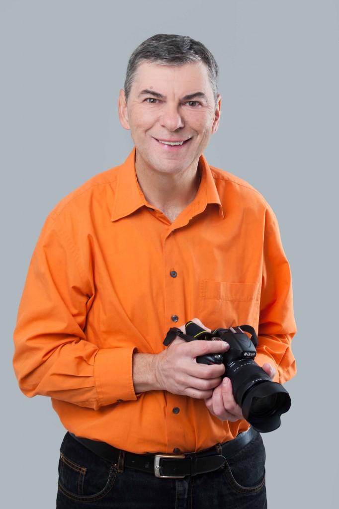 Alfred Pertl - der Reportagefotograf (© Foto Weinwurm)