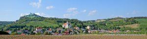 Falkenstein mit Burgruine
